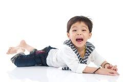 Asian boy Royalty Free Stock Photos