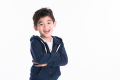Asian boy - various images of isolation. Shot stock photography