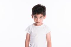 Asian boy - various images of isolation. Shot Stock Image