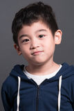 Asian boy - various images of isolation Stock Photography