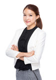 Asian business assistant woman Royalty Free Stock Images
