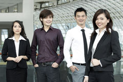 Asian Business colleagues Stock Photography