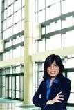 asian business confident woman Στοκ Φωτογραφίες