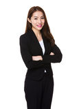 Asian business executive Royalty Free Stock Image