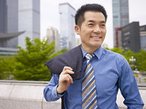 Asian business executive Royalty Free Stock Images