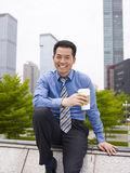 Asian business executive Royalty Free Stock Photography
