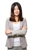 Asian business lady Stock Photos