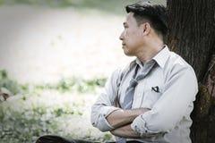 asian business man Στοκ φωτογραφία με δικαίωμα ελεύθερης χρήσης