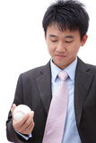 Asian Business man Royalty Free Stock Photography