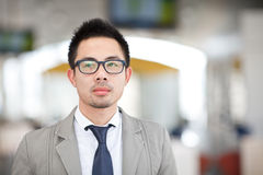 Asian business man Stock Photography
