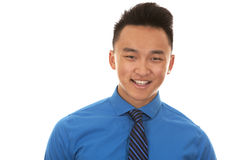 Asian business man Stock Photos