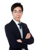 Asian Business man Stock Image