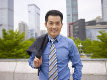 Asian business person Royalty Free Stock Photography