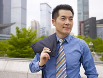 Asian business person Stock Photos
