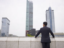Asian business person Royalty Free Stock Photos