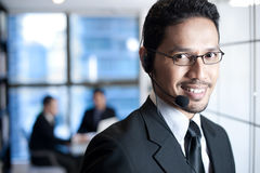 Asian Business Team Stock Photo