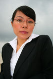 Asian business woman. Stock Image