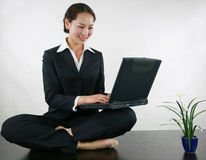 Asian business woman Stock Photos