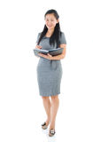 Asian business woman Royalty Free Stock Images