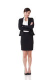 Asian business woman Royalty Free Stock Photos