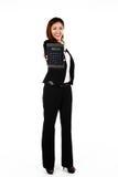 Asian business woman Stock Photos