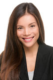 Asian business woman professional portrait Stock Photos