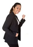 Asian business woman success Stock Photos