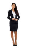 Asian Business Woman in suit Stock Photos