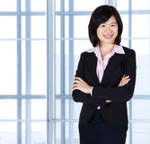 Asian business women Stock Photos