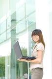 Asian business women Stock Photo