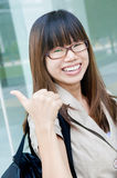 Asian business women Stock Photos