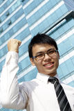 Asian Businessman Royalty Free Stock Photography