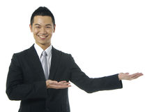 Asian Businessman Stock Photography