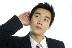 Asian businessman Stock Image