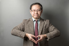 Asian Businessman Royalty Free Stock Image