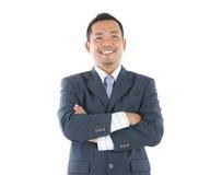 Asian businessman stock photography