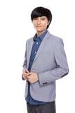 Asian businessman portrait Stock Photo