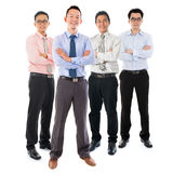 Asian businessmen Royalty Free Stock Photo