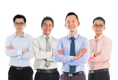 Asian businessmen Royalty Free Stock Photos