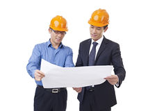 Asian businessmen Stock Photo