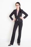 Asian businesspeople portrait Stock Photos