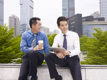Asian businessperson Stock Photo