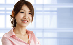 Asian Businesswoman Royalty Free Stock Image