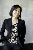 Asian Businesswoman Royalty Free Stock Photos