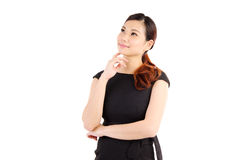 Asian businesswoman Stock Images