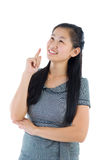 Asian Businesswoman Royalty Free Stock Photo