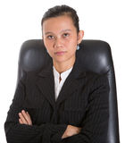 Asian Businesswoman II Royalty Free Stock Photo