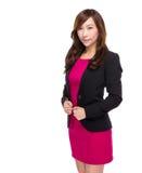 Asian businesswoman Stock Photo