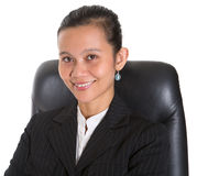 Asian Businesswoman IV Royalty Free Stock Image