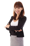Asian businesswoman Stock Image